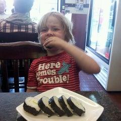 Photo taken at Sushi & Teri by Ginny H. on 7/29/2012