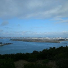 Photo taken at Cabrillo National Monument by michi o. on 3/31/2012