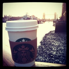 Photo taken at Starbucks by Pattanaeak R. on 3/8/2012