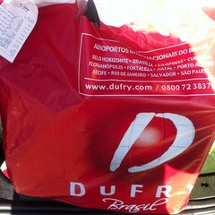 Photo taken at Dufry Shopping by Augusto G. on 6/1/2012