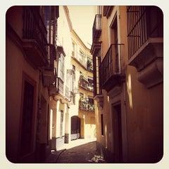 Photo taken at Sevilla by Rafael V. on 4/23/2012