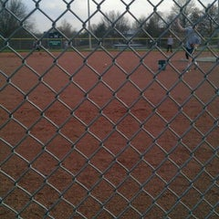 Photo taken at AJ Wlson Sports Complex by Dione W. on 3/15/2012