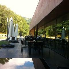 Photo taken at Balneario Elgorriaga by Co on 8/28/2012