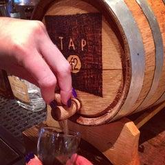 Photo taken at Tap 42 Bar & Kitchen by Lauren B. on 9/12/2012