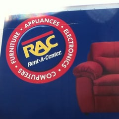Photo taken at RAC Rental Center by Francis D. on 3/21/2012