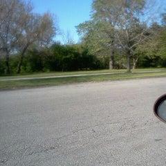 Photo taken at Marquette Park by Reginald H. on 4/23/2012
