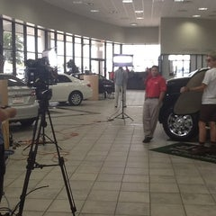 Photo taken at San Marcos Toyota by San Marcos Toyota on 7/3/2012