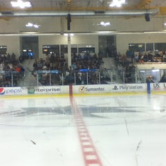 Photo taken at Sharks Ice at San Jose by Morgan S. on 7/12/2013
