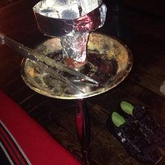 Photo taken at Arguila cafe by dr k. on 11/12/2014