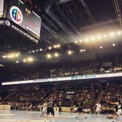 Photo taken at Arena Nürnberger Versicherung by Raphael F. on 5/16/2015