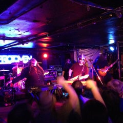 Photo taken at @MidEastClub Upstairs by claynferno F. on 7/21/2015