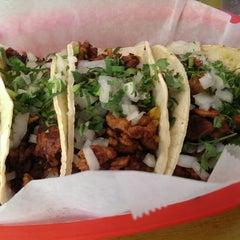 Photo taken at El Taco Asado by Jeremy on 4/20/2014