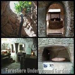 Photo taken at Underground Gardens - Baldasare Forestiere by Danny C. on 9/6/2015