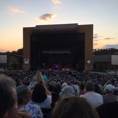 Photo taken at Tuscaloosa Amphitheater by Sertach on 5/1/2015