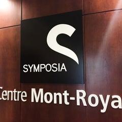 Photo taken at Centre Mont-Royal by Samson M. on 9/12/2015