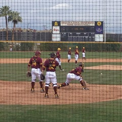 Photo taken at Packard Baseball Stadium by Steve C. on 3/9/2013