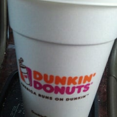 Photo taken at Dunkin Donuts by Kristopher D. on 10/25/2012