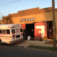 Photo taken at Fullsteam Brewery by Jeremy P. on 10/10/2012