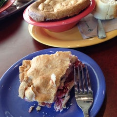 Photo taken at Grand Traverse Pie Co by Andy L. on 12/12/2012