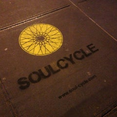 Photo taken at SoulCycle NoHo by Lara R. on 1/18/2013