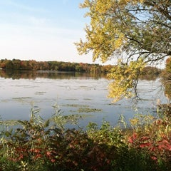 Photo taken at Cleary Lake Regional Park by Erica S. on 9/30/2012