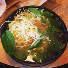 Photo taken at Soup Junkie by Andy S. on 3/20/2013
