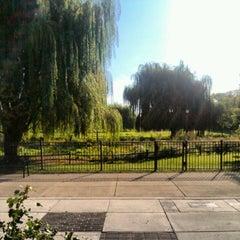 Photo taken at Winnemac Park by Ryan B. on 9/19/2012