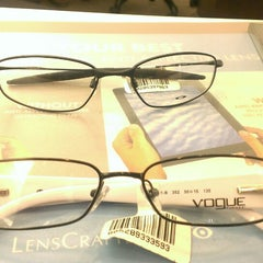 Photo taken at LensCrafters by Erika R. on 8/3/2013