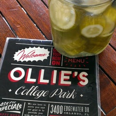 Photo taken at Ollie's Public House by Meghan M. on 7/1/2013