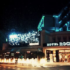 Photo taken at Rocks Hotel & Casino by E M R A H i. on 1/1/2013