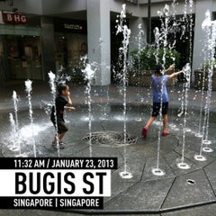 Photo taken at Bugis Junction by Indra K. on 1/23/2013