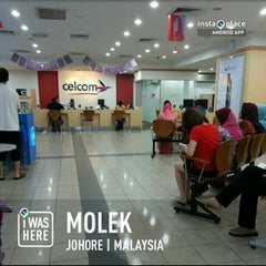 Photo taken at Celcom Centre by Lisa A. on 2/14/2013