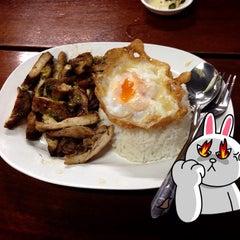 Photo taken at โรงอาหาร 40 ปี มจพ. by Nancy T. on 9/26/2013