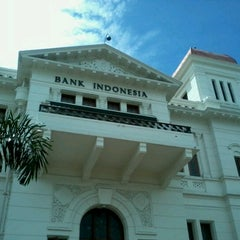 Photo taken at Bank Indonesia by Dj'Lisa D. on 12/22/2012