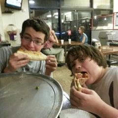 Photo taken at Tommy's Pizza by David E. on 3/29/2013