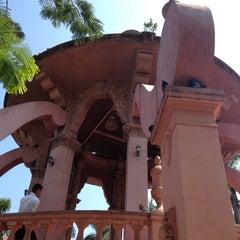 Photo taken at Plaza De Armas by Alondra G. on 10/9/2012