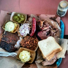 Photo taken at Franklin Barbecue by Linda T. on 10/14/2012