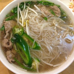 Photo taken at Pho So 1 by Juni on 7/26/2013