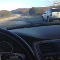 Photo taken at Interstate 75 by Ashley K. on 11/11/2012