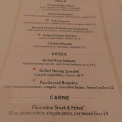 Photo taken at Romano's Macaroni Grill by Naji S. on 1/1/2013