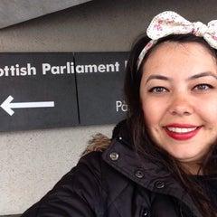 Photo taken at Scottish Parliament by Esra Ç. on 6/22/2015