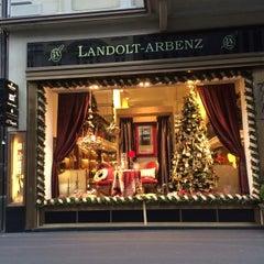 Photo taken at Landolt - Arbenz AG by Anie on 11/16/2013