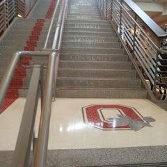Photo taken at The Ohio Union by Deborah E. on 8/2/2013