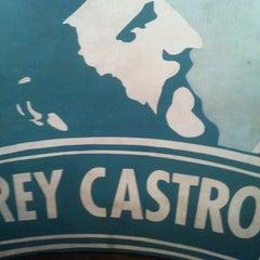 Photo taken at Rey Castro by Régis P. on 11/23/2012