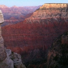 Photo taken at Grand Canyon National Park by Courtney K. on 11/14/2012