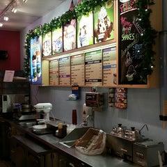 Photo taken at Ben & Jerry's by Sarah N. on 12/20/2013