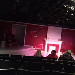 Photo taken at Act II Playhouse by Helen D. on 1/10/2015