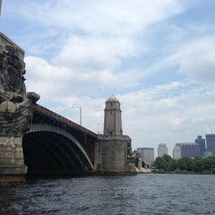 Photo taken at Boston Duck Tour (Prudential Center) by Iris Y. on 7/20/2013