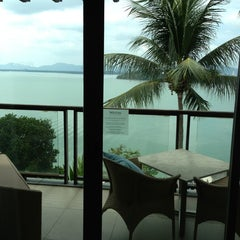Photo taken at The Westin Siray Bay Resort & Spa by Percy Y. on 2/26/2013