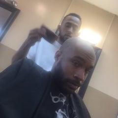 Photo taken at Kool Kuts Barbershop by Marcus T. on 1/10/2015